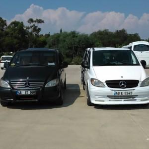 Dalaman Lykia Resort Spa taxi vip minivan private transfers