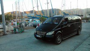 marmaris yacht marina dalaman airport transfers