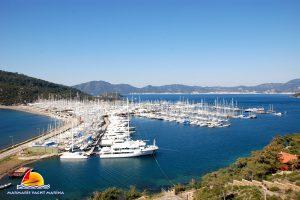 dalaman airport marmaris yacht marina transfers